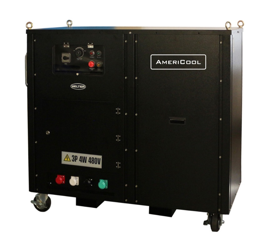 Americool - portable rental heater
