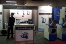 AmeriCool at the 2013 AHR Expo