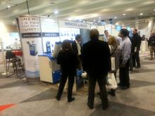 AmeriCool Booth at the 2014 AHR Expo