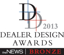 WMC-2500 Wins Bronze Award from The News Dealer Design Awards Program