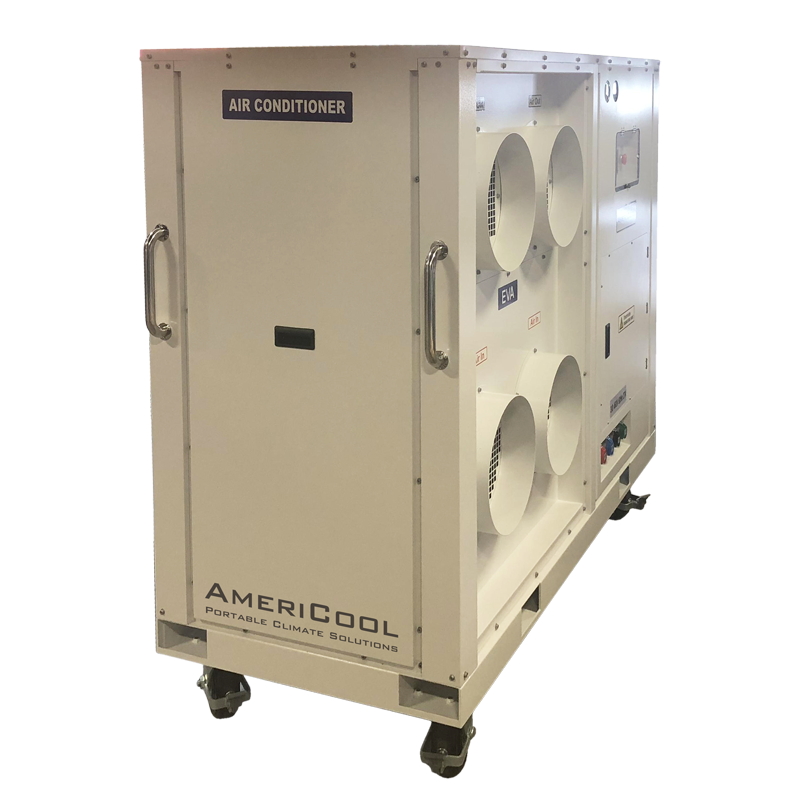 Portable Air Conditioning Products, Commercial AC Units