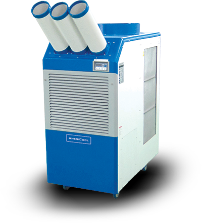 Ammericool LLC Commercial portable air conditioning units